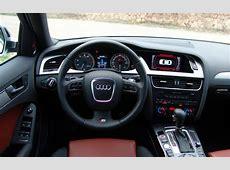 Audi S4 2010 Interior