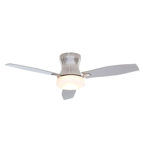 hton bay marta 52 quot ceiling fan with light remote