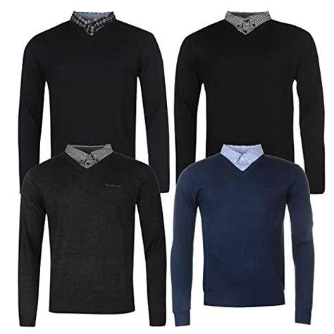 tom tailor herren sweatshirt basic  neck sweater blau