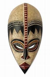Nigerian Wood Wall Mask   U0026 39 Protect My Baby U0026 39  In 2019