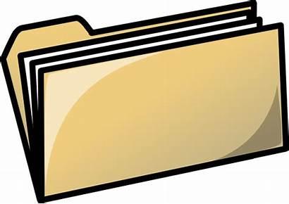 Clip Folder Clipart Yellow 20clipart Powerpoint