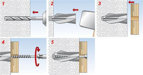 cheville pour beton cheville fixation b 233 ton cellulaire fischer gb
