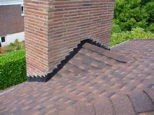 Metal Roof Chimney Flashing
