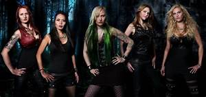All-Female Metal Band Burning Witches To Release Their ...