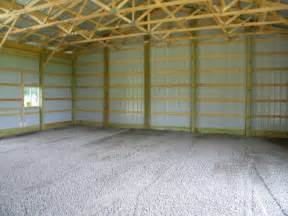Garage Pole Barn Building Plans