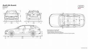 Dimension Audi A4 : 2013 audi a4 avant dimensions hd wallpaper 18 1920x1080 ~ Medecine-chirurgie-esthetiques.com Avis de Voitures