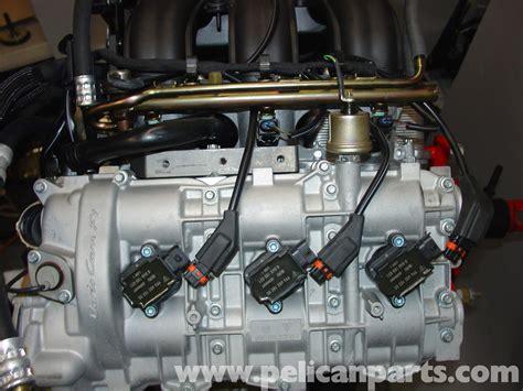 Porsche Boxster 996 Engine Swap