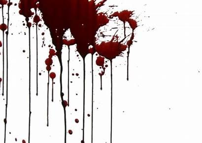Gifs Blood Aesthetic Drop Gore Splatter Transparent