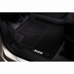 Tapis De Sol Peugeot 3008 : jeu de tapis en forme peugeot 3008 pi ces et accessoires peugeot ~ Medecine-chirurgie-esthetiques.com Avis de Voitures