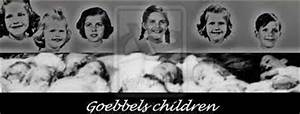 Image result for helga goebbels bruises | The Late Mr ...