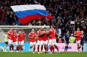 Russia snub Adidas jersey for Euro 2020 qualifiers over ...