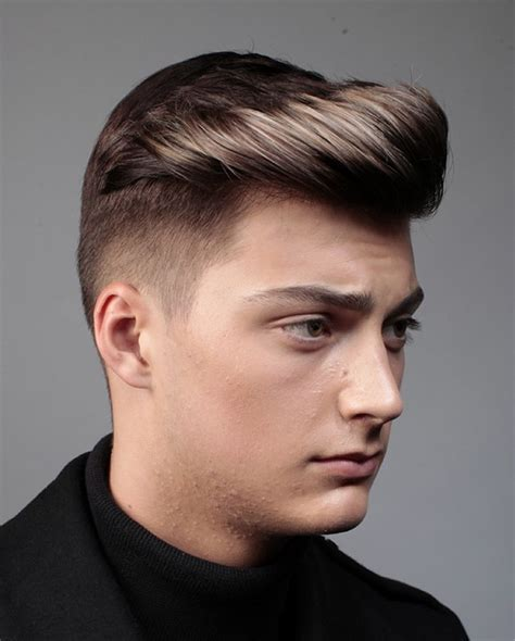 A Short Brown hairstyle From the LOreal Colour Trophy 2014