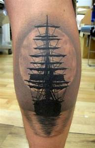 Pirate ship tattoo. #arm tattoo?!!! @Sean Glass Glass ...
