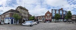 Photographs of Macclesfield, Cheshire, England, UK