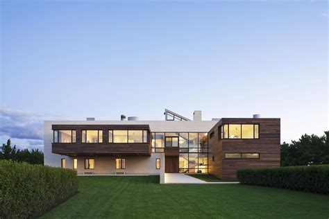 Beach House : Southampton Beach House By Alexander Gorlin Architects In