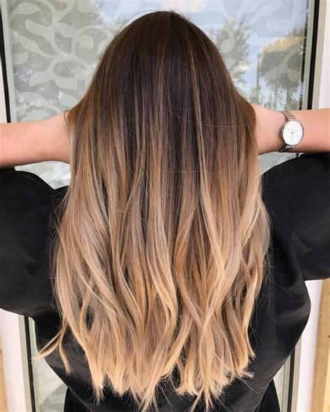 color melt hair color melt hair 35 ideas for seamless color melting looks