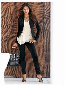 Tenue Tendance Femme : tenue tr s chic pour le bureau tenues pour femmes d 39 affaires ~ Melissatoandfro.com Idées de Décoration