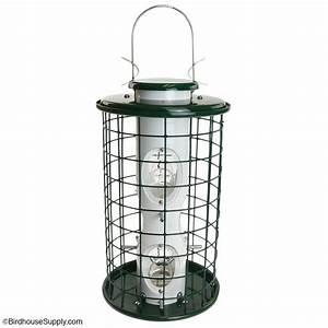 Bluebird Mealworm Feeder Mealworm Barrier Guard Caged