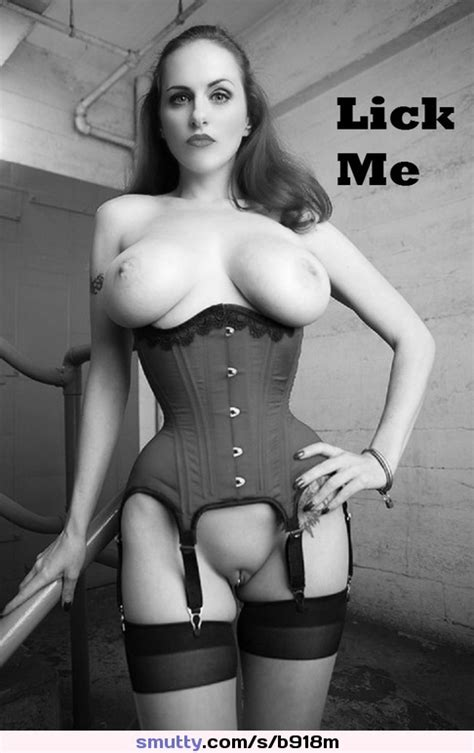 Erotic Femdom Corset Mistress Worship