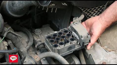 volvo bcm brake control module removal procedure