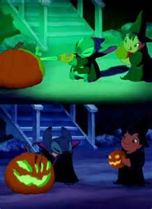 Lilo and Stitch Pumpkin Carving