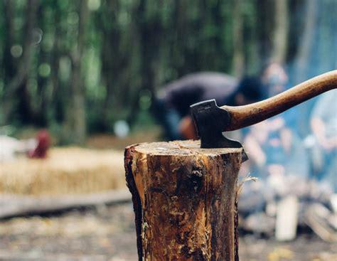 survival axe camp axes hatchets