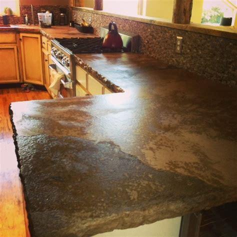 Kitchen Design Update: Concrete Countertops