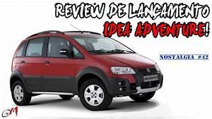 Review De Lan U00c7amento Fiat Idea Adventure