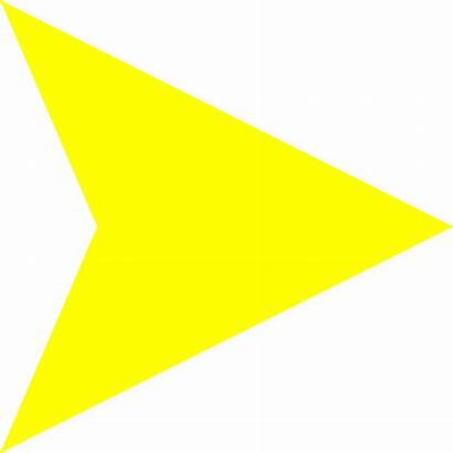 Arrow Yellow Right Svg Wikimedia Commons Pixels