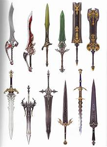 Draw Pinterest Weapons