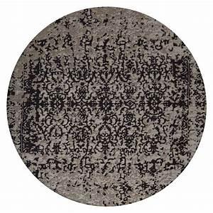 Teppich Rund 300 : kayoom teppich sunny rund 300 beige schwarz durchmesser 160 cm 100 polyester 6666 ~ Yasmunasinghe.com Haus und Dekorationen