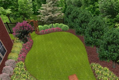 landscaped backyards pictures pictures backyard landscaping design ideas diy plans