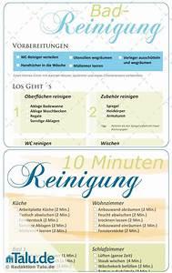 Wohnung Putzen Checkliste : haushaltsplan putzplan kostenlose pdf haushaltstipps ~ Lizthompson.info Haus und Dekorationen