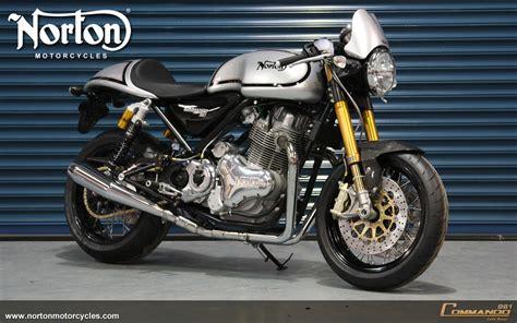 2011 Norton Commando 961 Cafe Racer