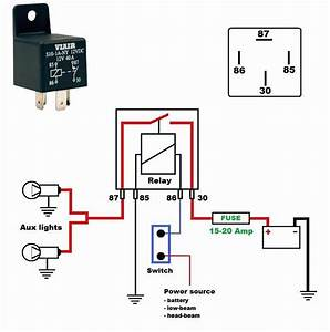 12v Relay Circuit Tags Wiring Diagram Car Amp In 12 Volt Carlplant For Relays 1015x1024 In 12 Vo