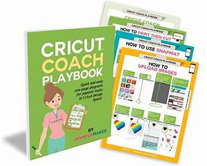 Cricut Coach Playbook  Quick And Easy One