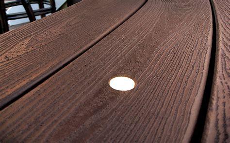 deck lighting post lights led step stair lights trex
