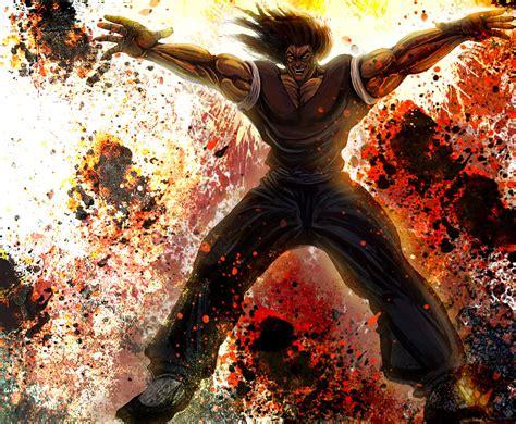 grappler baki zerochan anime image board
