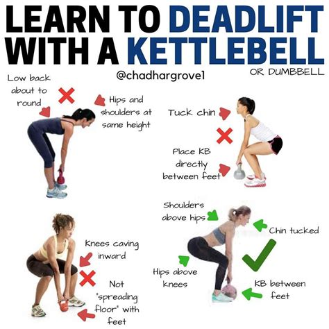 deadlift variations kettlebell exercises workout muscles lower leg challenge dumbbell total body swings training workouts gymguider glute most welcoming enregistree