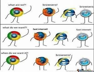 *sigh* Internet Explorer... by recyclebin - Meme Center