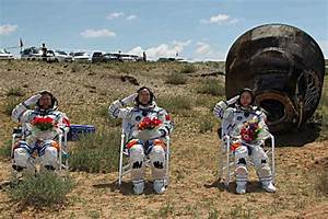 After 13 days in orbit, China's first female astronaut ...
