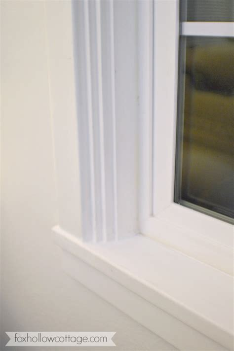 Trim Window Sill by How To Make New Plantation Shutters Fit House Windows