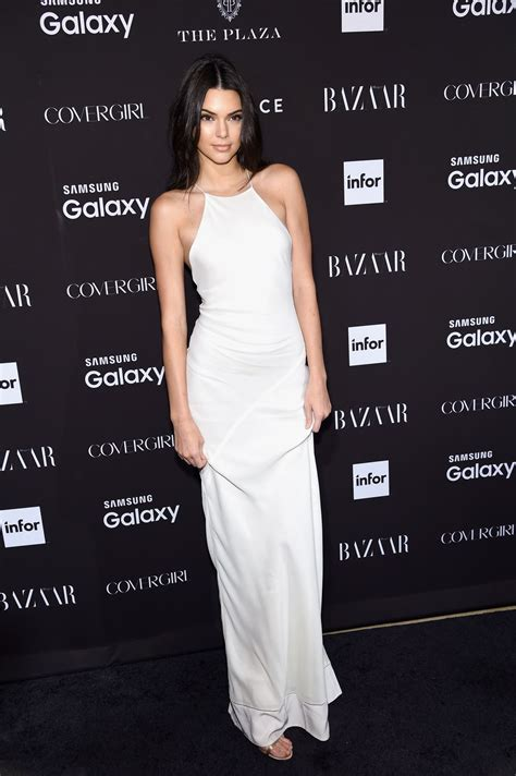 Kendall Jenner - 2015 Harper's BAZAAR ICONS Event in New ...