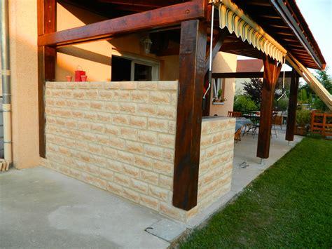 cuisine pittoresque construire barbecue briques construire un barbecue en briques avec