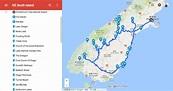 6/22-30任選一天出發 紐西蘭南島11-12天 《徵車&徵伴》 (有個大概的Google Map行程)