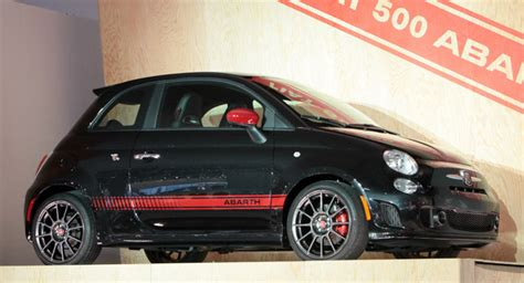 How Much Is A New Fiat by New Fiat 500 Abarth Priced From 22 000 In The U S Or