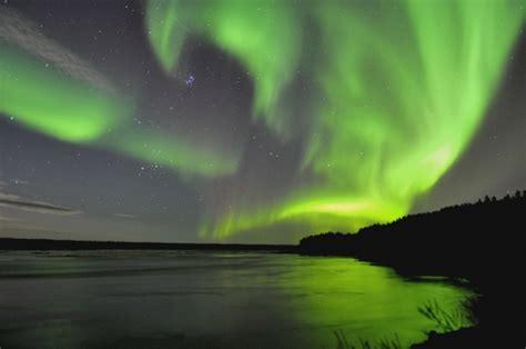 ireland northern lights northern lights shine on ireland gap year
