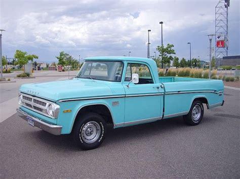 dodge  custum cab truck classic dodge