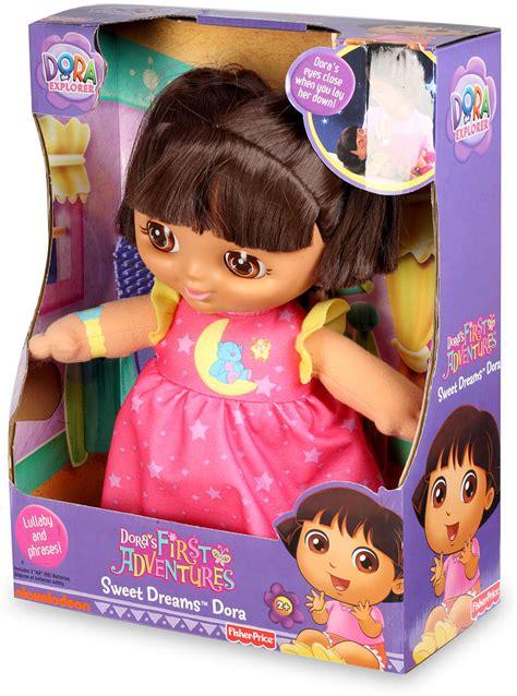 Fisherprice Dora The Explorer  Sweet Dreams Dora (v9310
