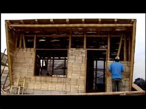 construccion en bambu cap  youtube